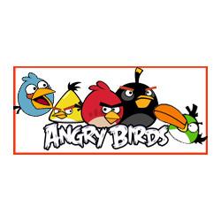 Марка Angry Birds