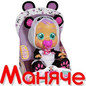 IMC Плачеща кукла CRYBABIES Pandy Панда