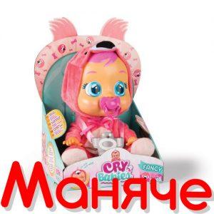 IMC Плачеща кукла CRYBABIES Фламинго FLAMINGO