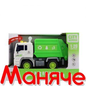 City Service Камион за боклук - за общи отпадъци
