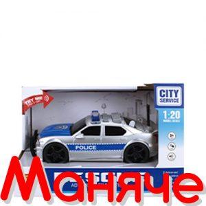 City Service Полицейска кола