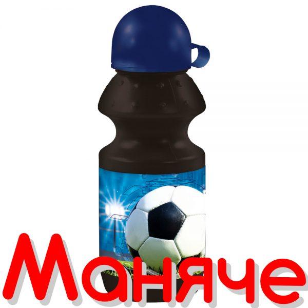 DERFORM Бутилка за вода Футбол