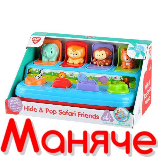 Бебешки образователни играчки. Бебешки сортери.