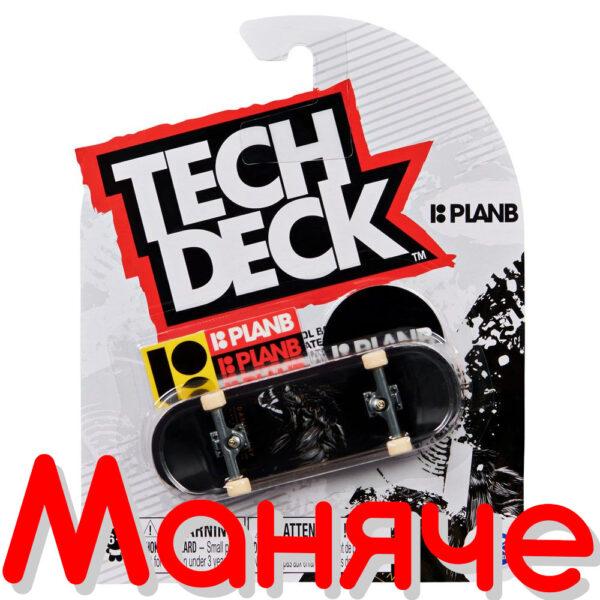 TECH DECK Мини скейтборд 6028846 - Planb